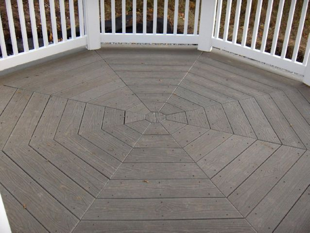 Vinyl Octagon 10 Foot
